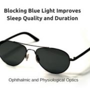 Blue blocking sleep