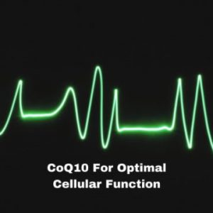 CoQ10 energy increase