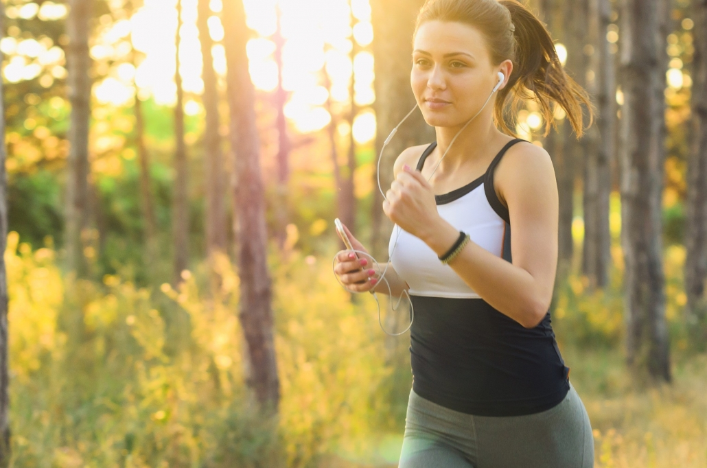 Exercise during the day is best for your circadian rhythm.